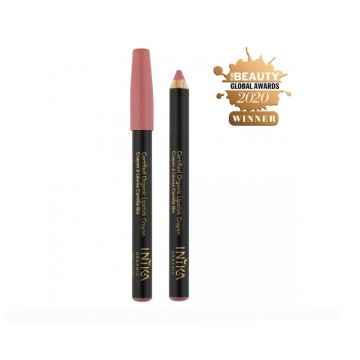 Inika Organic Crayon tužka na rty, Pink Nude 3 g