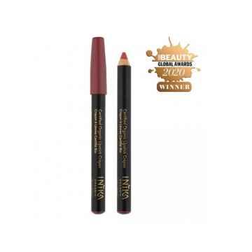Inika Organic Crayon tužka na rty, Rose Petal 3 g