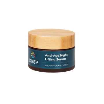 Lobey Anti-Age Lifting Sérum, noční vyhlazující krém 50 ml