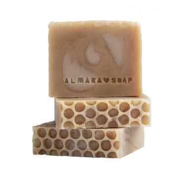 Almara Soap Mýdlo Medový Květ 100 g +- 5 g