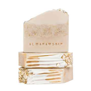 Almara Soap Mýdlo Sweet Milk 100 g +- 5 g