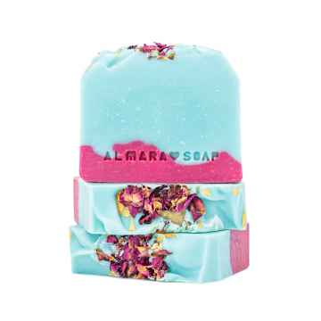 Almara Soap Mýdlo Wild Rose 100 g +- 5 g
