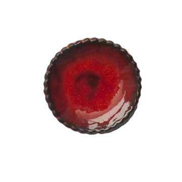 Almara Soap Keramická miska - červená 1 ks