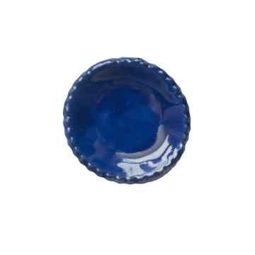 Almara Soap Keramická miska - modrá lesklá 1 ks