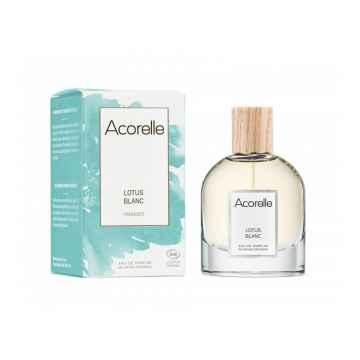 Acorelle Parfemová voda bio lotus blanc unisex 50 ml