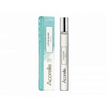 Acorelle Parfemová voda bio lotus blanc unisex roll-on 10 ml