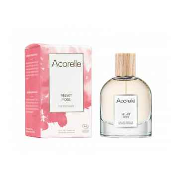 Acorelle Dámská parfemová voda velvet rose 50 ml