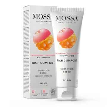 Rich Comfort Hydration cream, hydratační krém 50 ml