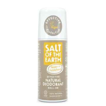 Salt of the Earth Deo roll-on Pure Aura Ambra Santal 75 ml