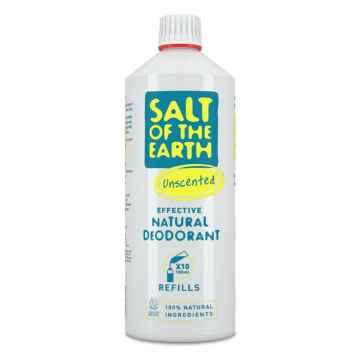 Salt of the Earth Náhradní náplň bez vůně 1000 ml
