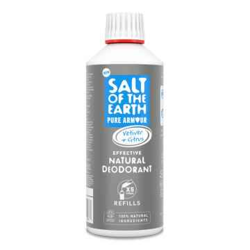 Salt of the Earth Náplň deodorant Pour Amour pro pány 500 ml