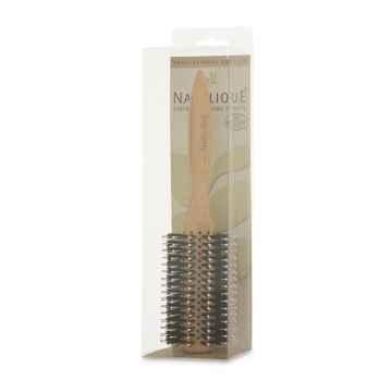 Natulique Kulatý kartáč na vlasy 1 ks