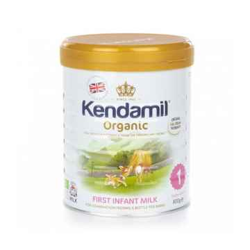 Kendamil Organic bio kojenecké mléko 1 DHA+ 800 g