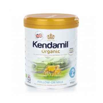 Kendamil Organic bio pokračovací mléko 2 DHA+ 800 g