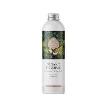 Eliah Sahil Organic Šampon na vlasy kokos baobab 230 ml