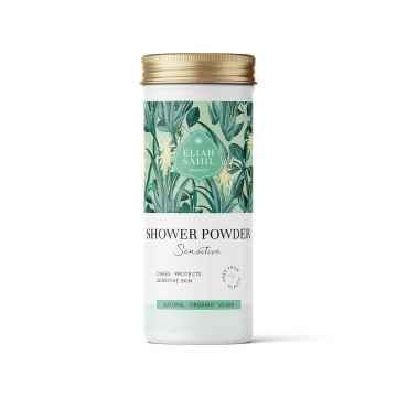 Sprchový prášek sensitive na citlivou pokožku 90 g, box