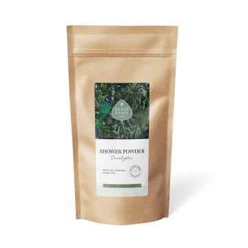 Eliah Sahil Organic Sprchový prášek eukalyptus náplň 250 g
