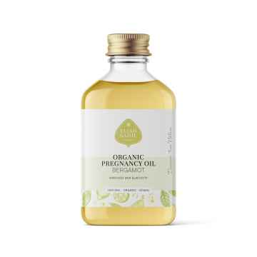 Těhotenský olej bergamot 100 ml