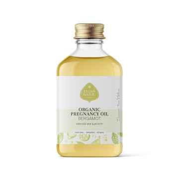 Eliah Sahil Organic Těhotenský olej bergamot 100 ml