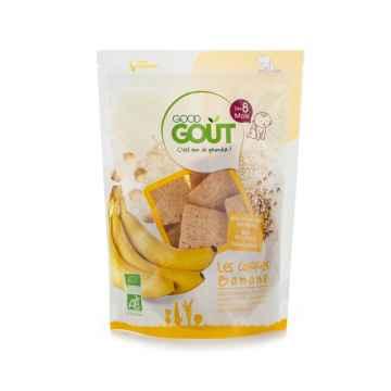 BIO Banánové polštářky 50 g