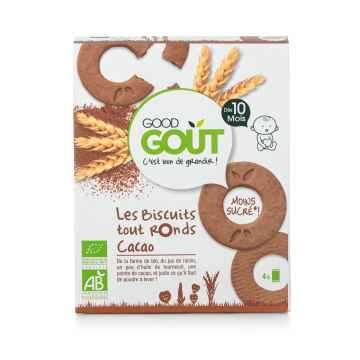 Good Gout BIO Kakaová kolečka 70 g