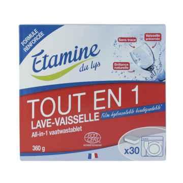 Etamine du Lys Tablety do myčky vše v jednom 30 ks