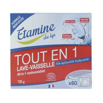 Etamine du Lys Tablety do myčky vše v jednom 60 ks