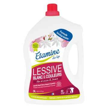 Etamine du Lys Prací gel třešňový květ a jasmín 3 l