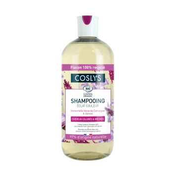 Coslys Šampon pro barvené vlasy izraelská limonka a quinoa 500 ml