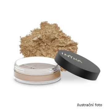 Inika Organic Přírodní sypký minerální pudrový make-up s SPF 25, Freedom 0,7 g