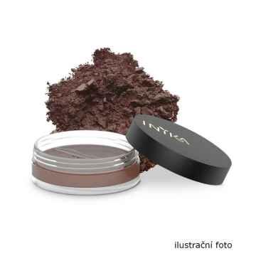 Inika Organic Přírodní sypký minerální pudrový make-up s SPF 25, Fortitude 0,7 g