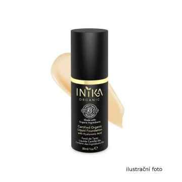 Inika Organic Tekutý make-up s kyselinou hyaluronovou, Cream 4 ml