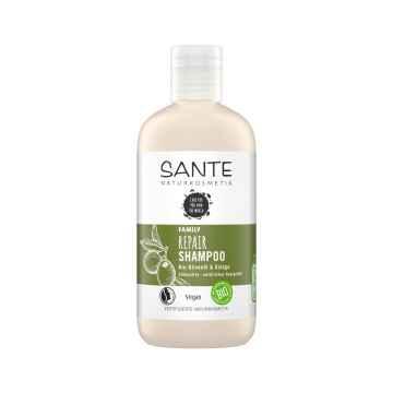 SANTE FAMILY Regenerační šampon Bio Oliva & Ginkgo 250 ml
