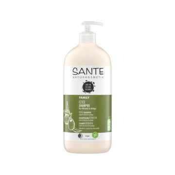 SANTE FAMILY Regenerační šampon Bio Oliva & Ginkgo 950 ml