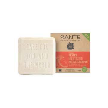 SANTE FAMILY Hydratační tuhý šampon Bio Mango & Aloe Vera 60 g