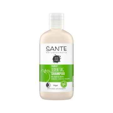 SANTE FAMILY Šampon na každý den Bio Jablko & Kdoule 250 ml