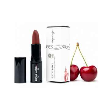 Uoga Uoga Juicy Cherry, rtěnka 4 g