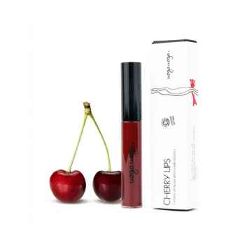 Uoga Uoga Cherry Lips, lesk na rty 7 ml