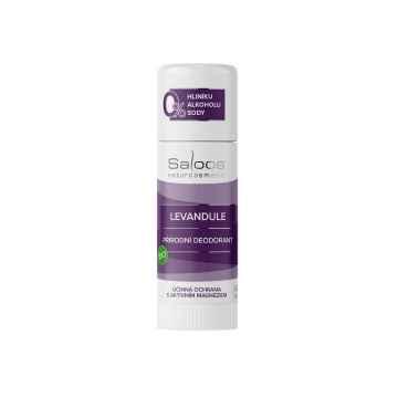 Saloos Bio přírodní deodorant levandule 50 ml