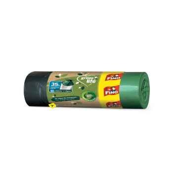 FINO LD Pytle Green Life zatahovací 35l 15 ks
