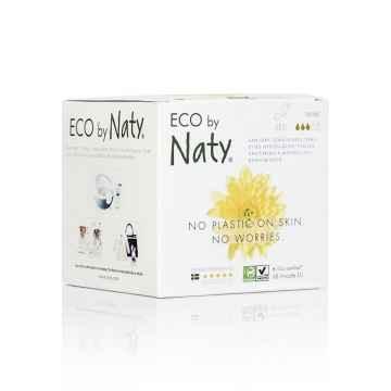 Eco by Naty Dámské vložky normal 15 ks