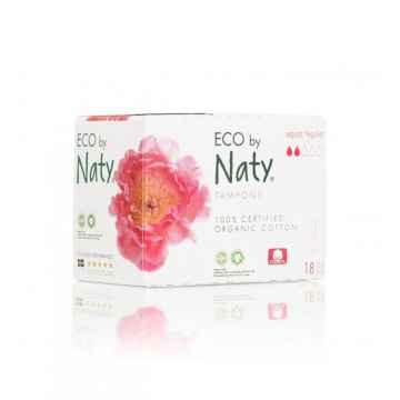 Eco by Naty Dámské tampóny normal 18 ks