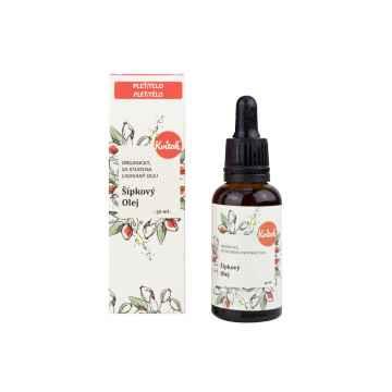 Kvitok Šípkový olej 30 ml