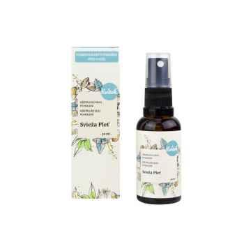 Kvitok Uklidňujicí olej po holení svěží pleť 30 ml