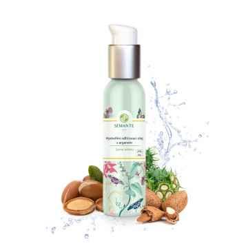 Semante by Naturalis Sama sebou, hydrofilní odličovací olej s arganem 100 ml
