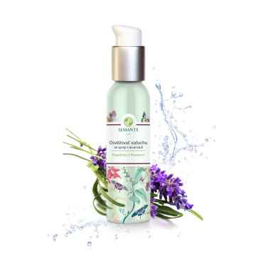 Semante by Naturalis Prázdniny v Provence, osvěžovač vzduchu ve spreji s levandulí 100 ml