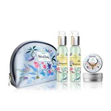 Semante by Naturalis Vítej mezi námi, sada přírodní kosmetiky pro děti i maminky 3 ks
