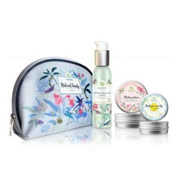 Semante by Naturalis Pure beauty, sada přírodní kosmetiky pro ženskou krásu 3 ks