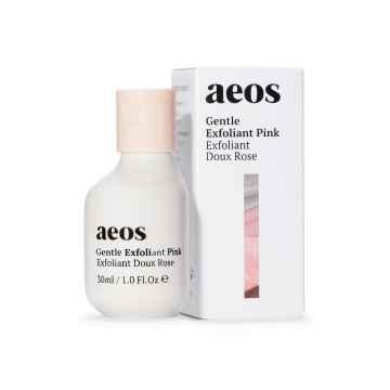 AEOS Přírodní peeling pro citlivou pleť, pink 30 ml