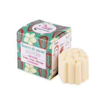 Lamazuna Tuhé kakaové máslo plumérie 25 g